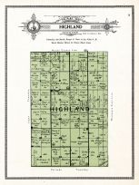 Highland, Minnehaha County 1913